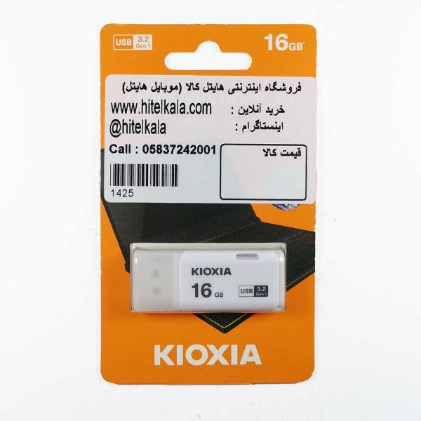 فلش 16 گیگ kioxia