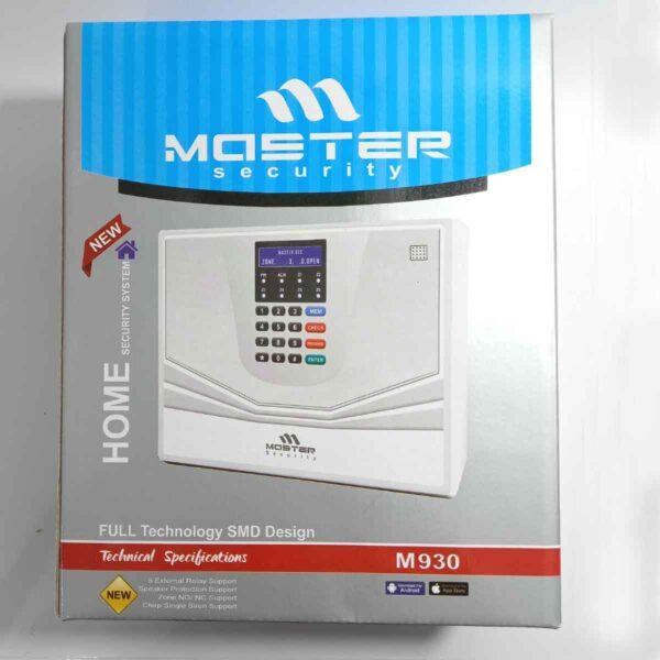 دزدگیر مستر 930 سیمکارت +تلفن